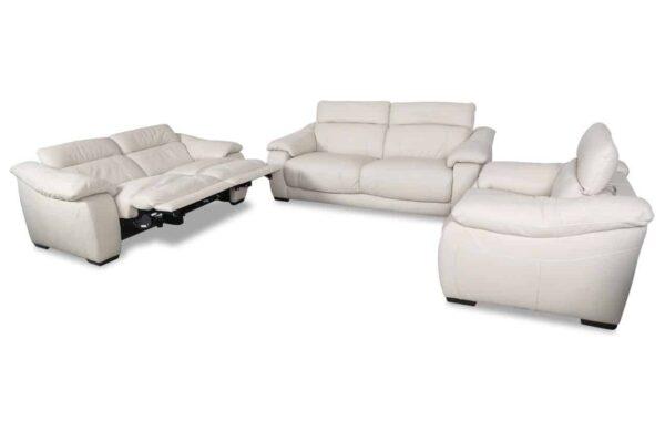 Softaly U076 relax 3+2+1 bőr ülőgarnitúra 4