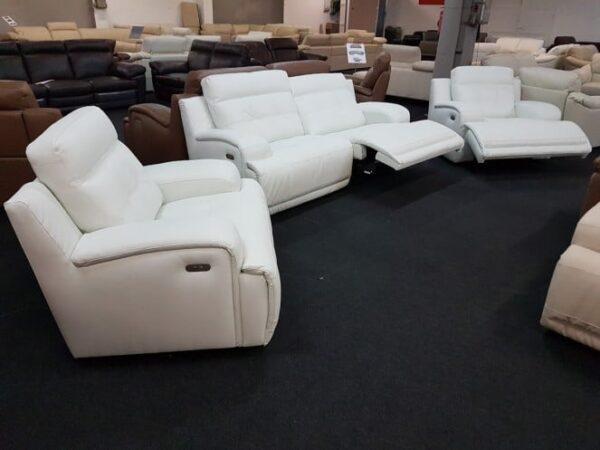 Softaly U 108 relax 3-1-1 bőr ülőgarnitúra 1