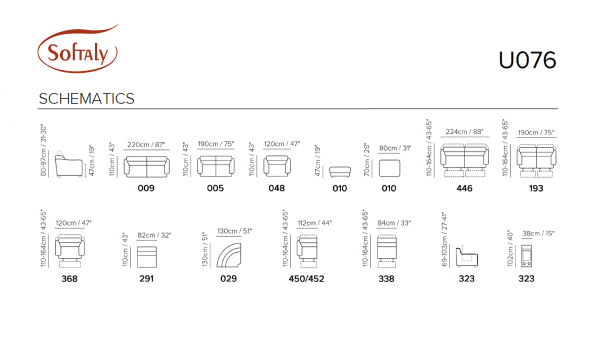 Softaly U076 relax 3+2+1 bőr ülőgarnitúra 18
