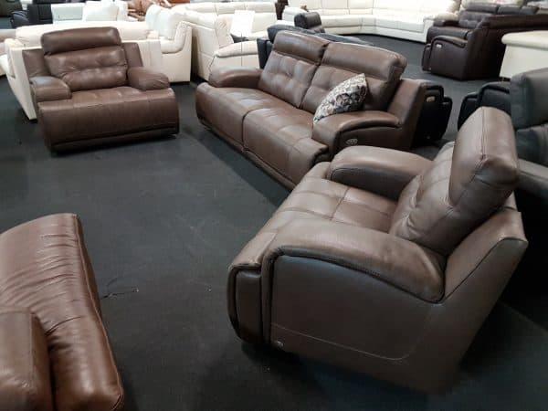 Softaly U 108 relax 3-1-1 bőr ülőgarnitúra 22