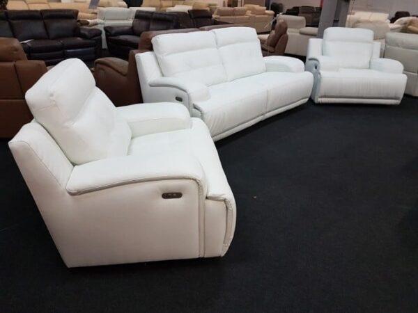 Softaly U 108 relax 3-1-1 bőr ülőgarnitúra 3