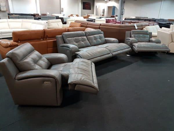 Softaly U 108 relax 3-1-1 bőr ülőgarnitúra 14