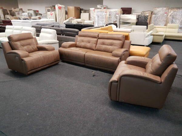 Softaly U 108 relax 3-1-1 bőr ülőgarnitúra 18