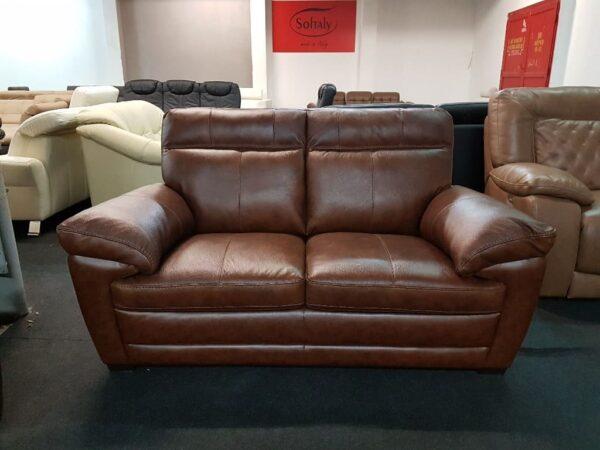 Softaly U074 3+2+1 relax bőr kanapé 9