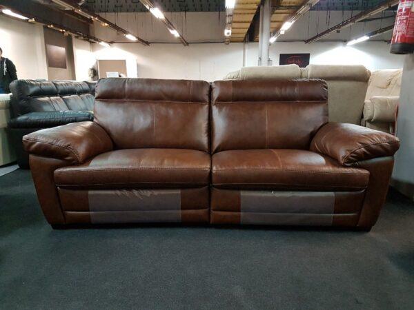 Softaly U074 3+2+1 relax bőr kanapé 6