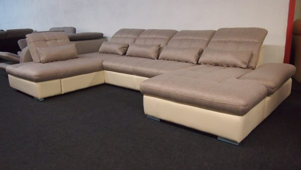 Felino U alakú ülőgarnitúra 17