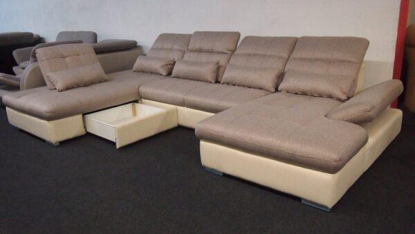 Felino U alakú ülőgarnitúra 19