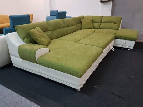 Cosmo U alakú ülőgarnitúra 4