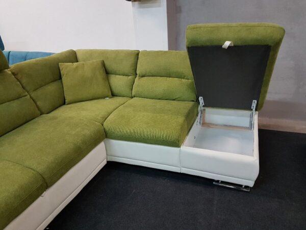 Cosmo U alakú ülőgarnitúra 9