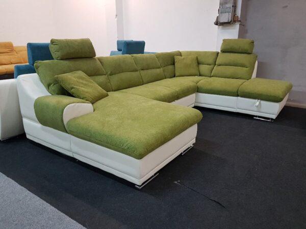 Cosmo U alakú ülőgarnitúra 1