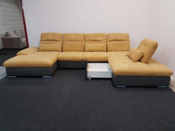 Felino U alakú ülőgarnitúra 12