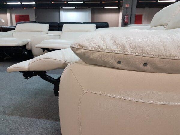 Softaly U 076 relax bőr ülőgarnitúra - sarok 5