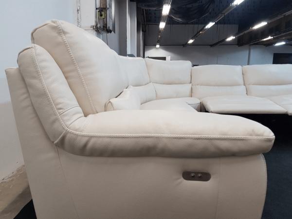 Softaly U 214 bőr ülőgarnitúra - Relax sarok 5