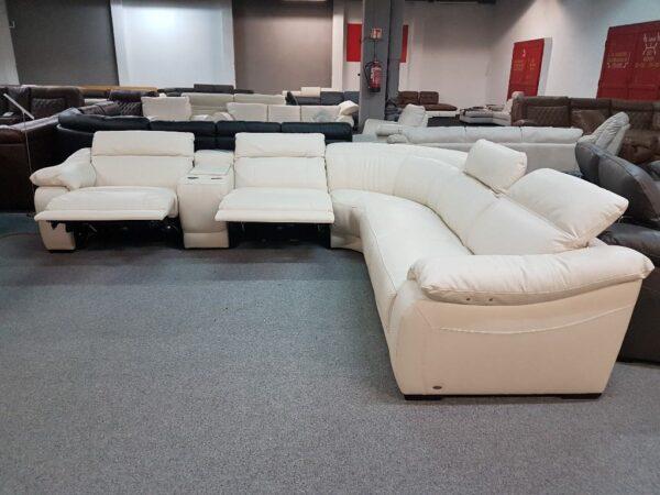 Softaly U 076 relax bőr ülőgarnitúra - sarok 3