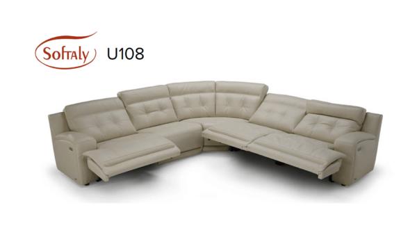 Softaly U108 relax bőr ülőgarnitúra 12
