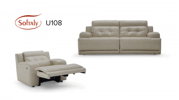 3-1-1 relax kanapé Softaly U 108 2