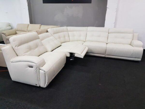 Softaly U108 relax bőr ülőgarnitúra 1
