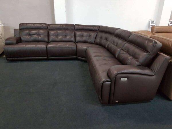 Softaly U108 relax bőr ülőgarnitúra 4