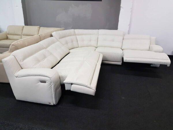 Softaly U108 relax bőr ülőgarnitúra 2