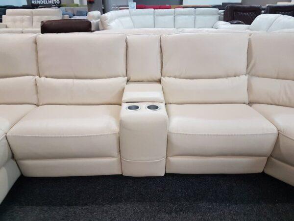Softaly U 214 relax - Prémium bőr ülőgarnitúra 16