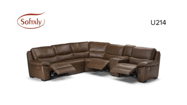 3-2-1 bőr ülőgarnitúra Softaly 214 relax 11