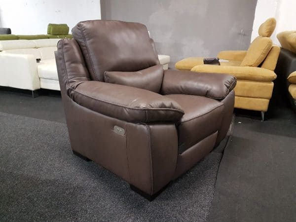 Softaly U 214 3+2+1 relax bőr kanapé 9