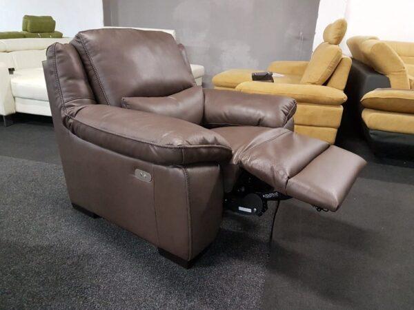 Softaly U 214 3+2+1 relax bőr kanapé 10
