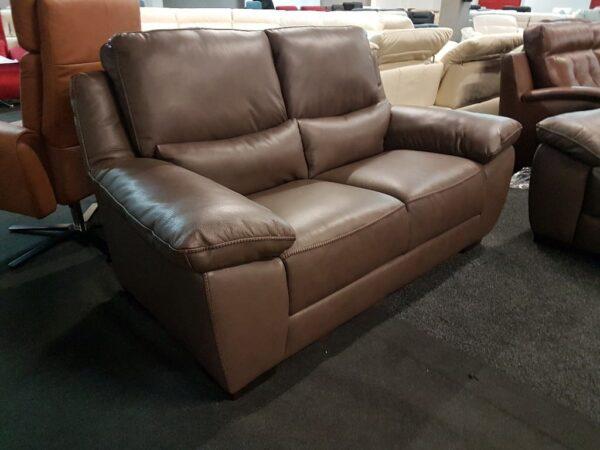 Softaly U 214 3+2+1 relax bőr kanapé 7