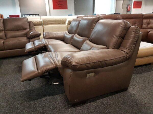 Softaly U 214 3+2+1 relax bőr kanapé 6