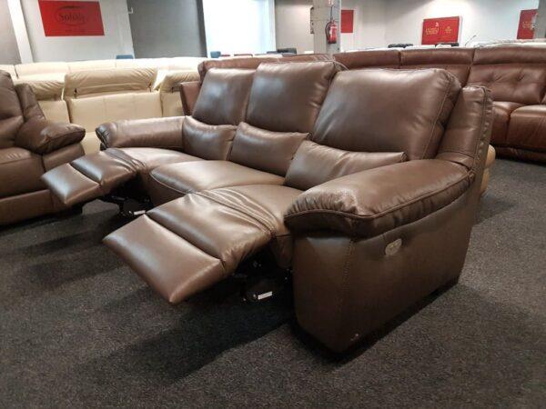 Softaly U 214 3+2+1 relax bőr kanapé 5