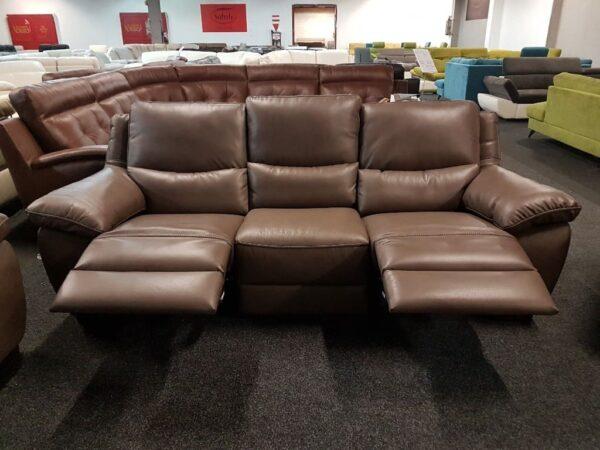 Softaly U 214 3+2+1 relax bőr kanapé 4