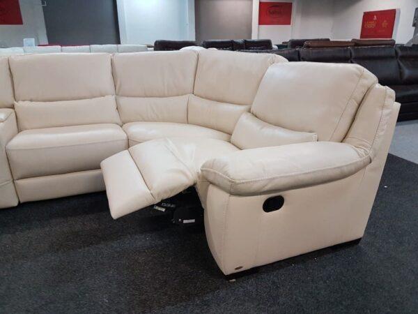Softaly U 214 relax - Prémium bőr ülőgarnitúra 4