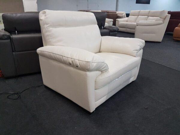 Softaly U 074 bőr 3-2-1 relax ülőgarnitúra 5