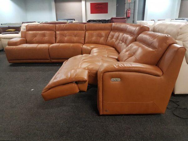 Softaly U108 relax bőr ülőgarnitúra 7