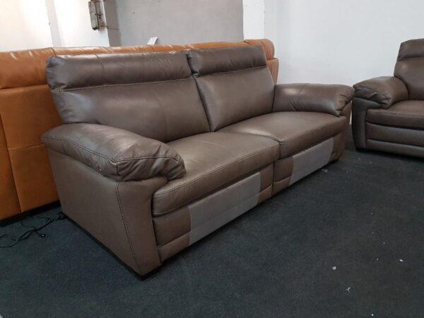 Softaly U 074 bőr 3-2-1 relax ülőgarnitúra 9