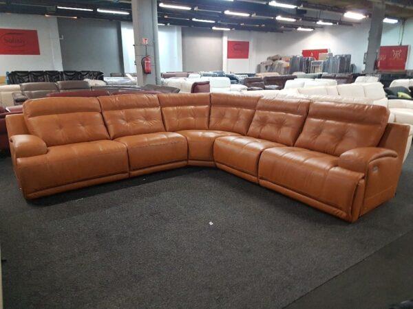 Softaly U108 relax bőr ülőgarnitúra 5