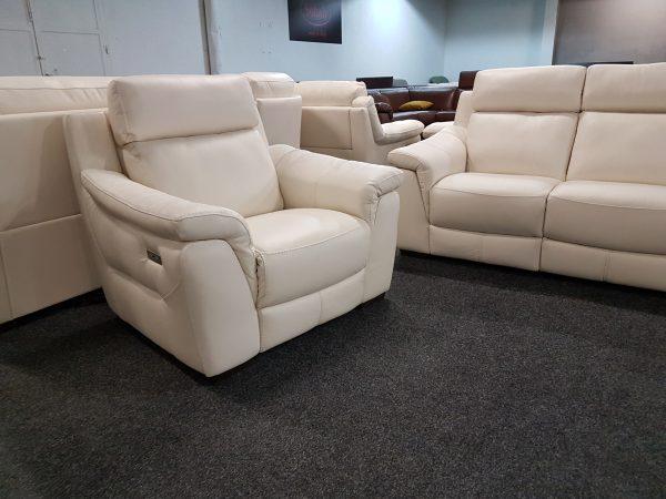 Softaly U 316 bőr ülőgarnitúra 3-1-1 4