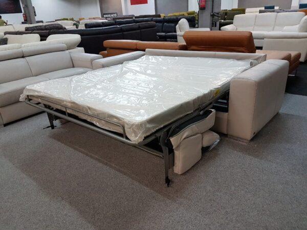Kinyitható kanapé - Softaly Z 324 bőr