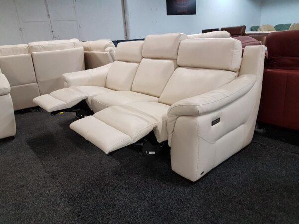 Softaly U 316 bőr ülőgarnitúra 3-1-1 3