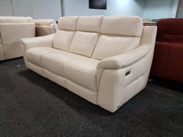 Softaly U 316 bőr ülőgarnitúra 3-1-1 1