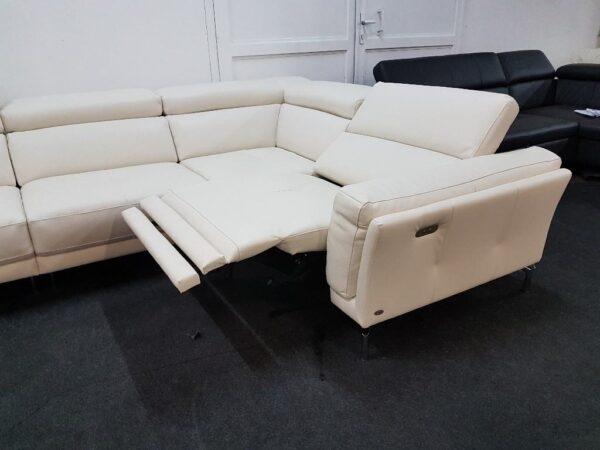 Softaly U 239 relax bőr ülőgarnitúra 1
