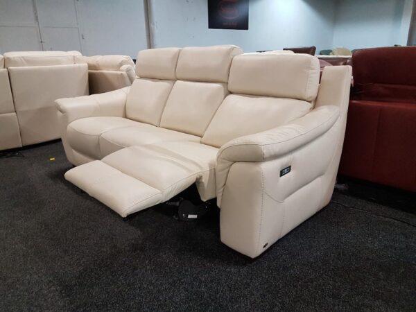 Softaly U 316 bőr ülőgarnitúra 3-1-1 2
