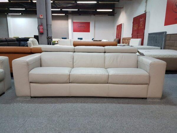 Softaly Z 324 olasz bőr kanapé