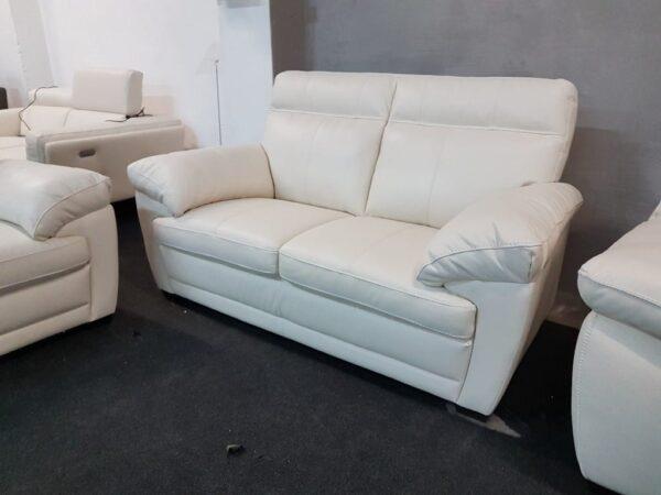 3-2-1 ülőgarnitúra bőr Softaly U 074 3