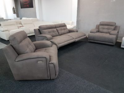 3+1+1 kanapé relax – Softaly U 108