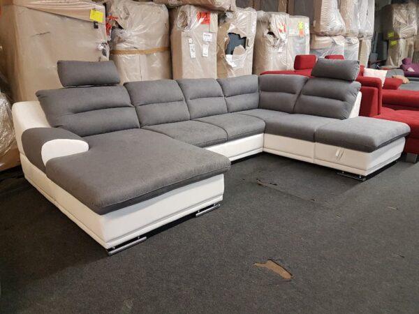 Coast ülőgarnitúra – Ágyazható U kanapé