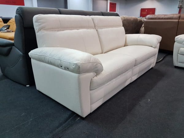 Prémium bőr kanapé (Softaly U 074)