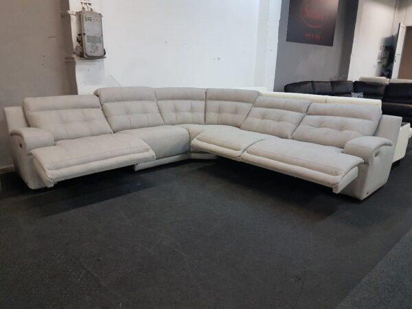 Relax ülőgarnitúra – Softaly U 108 sarokgarnitúra