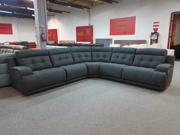 Softaly U 108 relax ülőgarnitúra 1