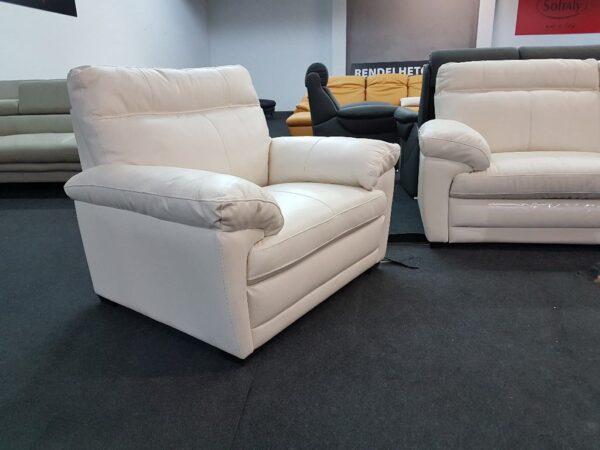 Softaly U 074 bőr fotel